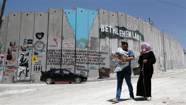Israel completes new stretch of apartheid wall in West Bank