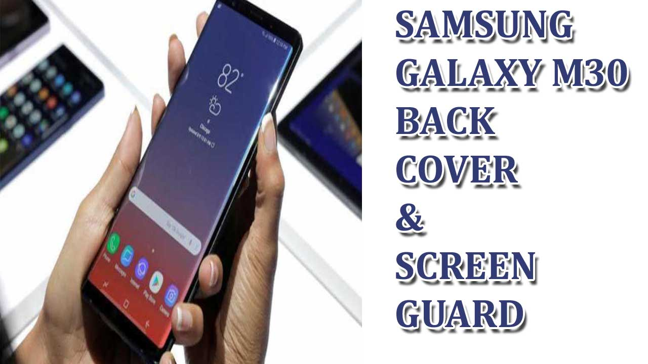 huge selection of f7d95 48855 SAMSUNG GALAXY M30: Samsung Galaxy M30 Back Cover | Samsung M30 ...