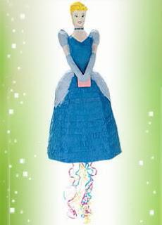 Pinata Cinderella