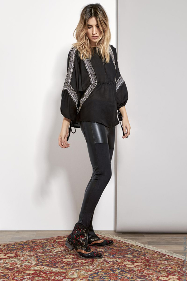 Blusas otoño invierno 2017 ropa de mujer invierno 2017 Kosiuko looks.