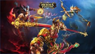 Game Heroes Evolved App