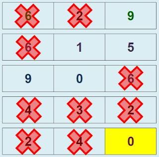 jawaban teka teki angka 3