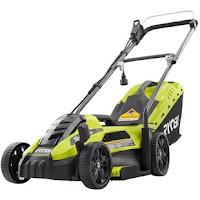 Ryobi electric lawn mowers