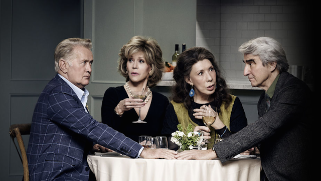 Controle Remoto: Grace and Frankie