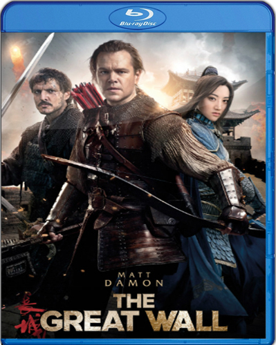 The Great Wall [2016] [BD25] [Latino]