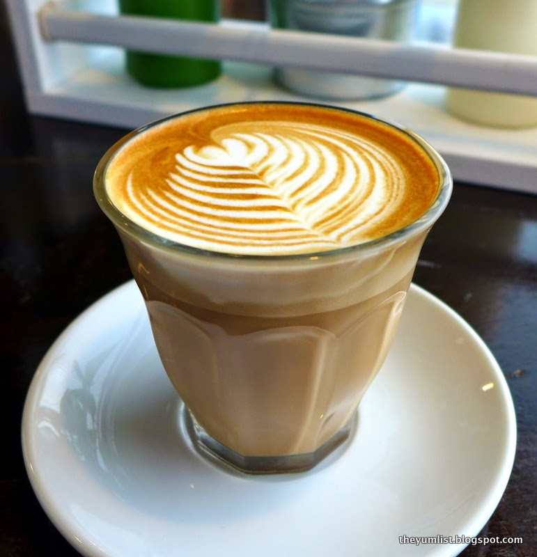 Just Caffe, George Town, Penang