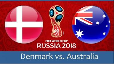 FIFA World Cup 2018 Denmark vs Australia Betting Tips