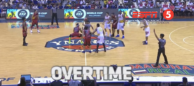 Rain or Shine def. San Miguel, 123-119 in OT (REPLAY VIDEO) May 13
