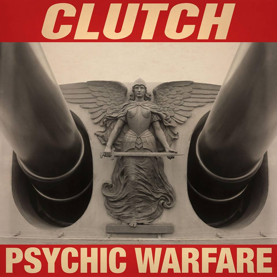 JP's Music Blog: CD Review: New Rock Releases From Clutch