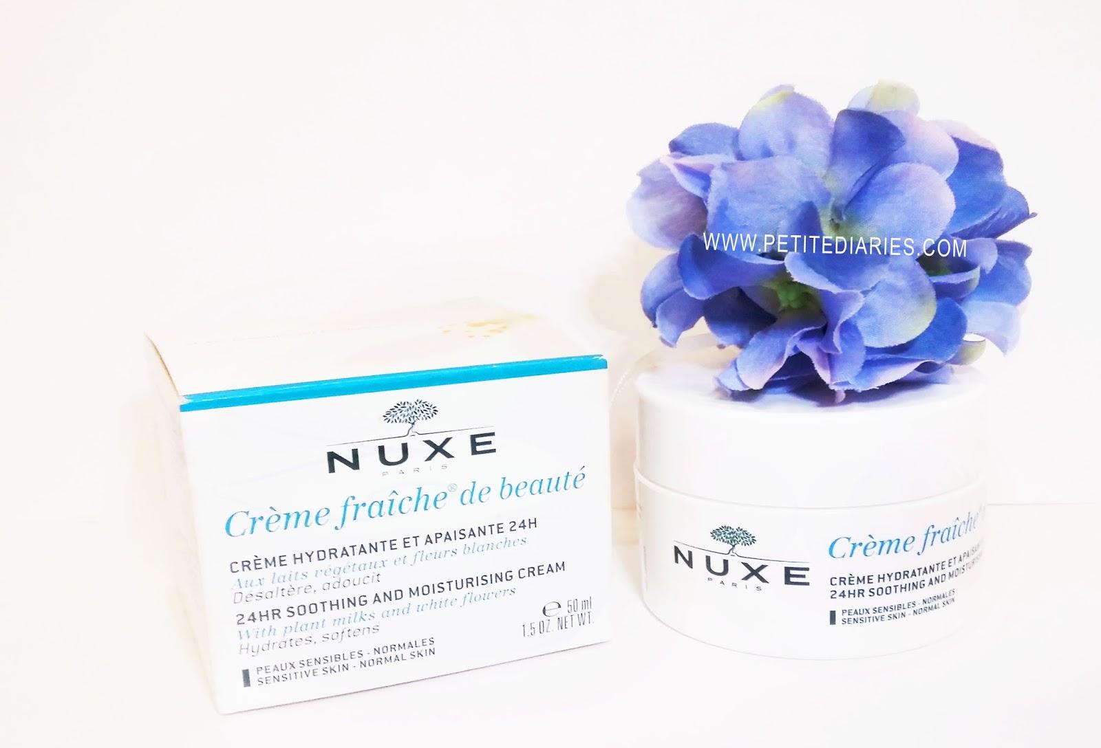 sociolla nuxe nuxellence moisture cream