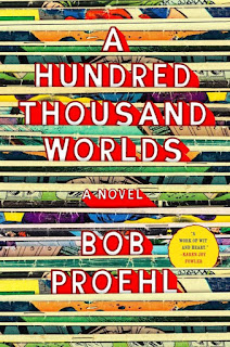 Interview with Bob Proehl, author of A Hundred Thousand Worlds