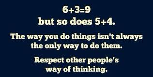 Belajarlah Hormati Pendapat Orang Lain!