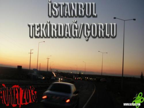 2013/09/14 Turkey2013 60. Gün (İstanbul/Bakırköy- Tekirdağ/Çorlu)