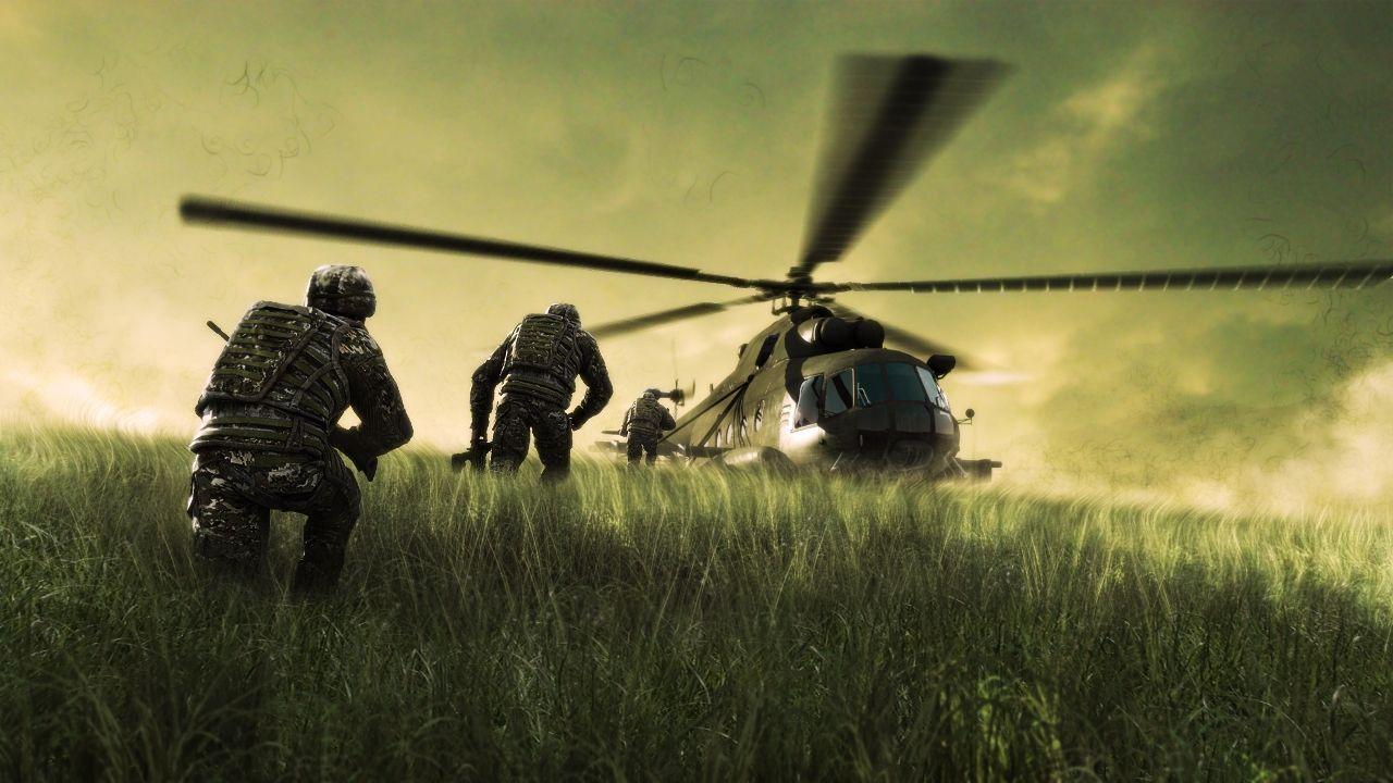 Fondos de pantalla militares 1280x720