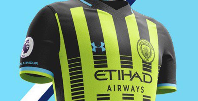 nowy wygląd profesjonalna sprzedaż najbardziej popularny How Under Armour's Manchester City Kits Could Look Like ...