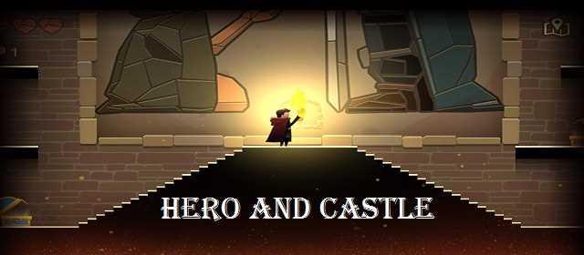 Hero and Castle Android Aksiyon Oyun Apksi indir