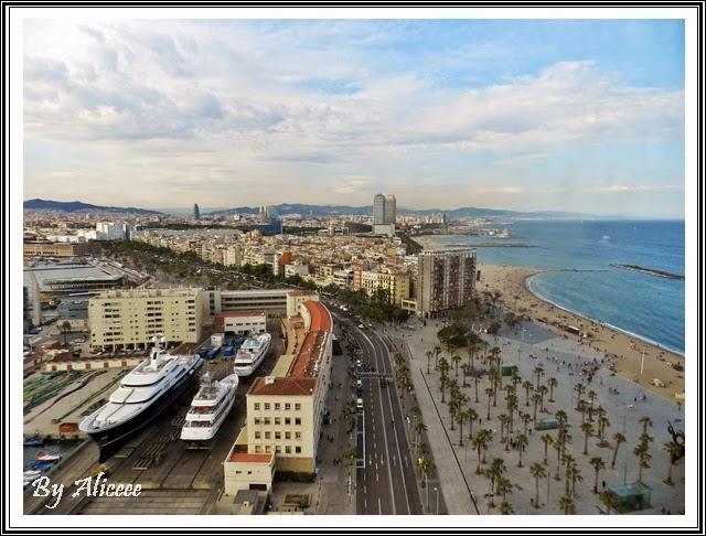 telecabina-peisaje-barcelona