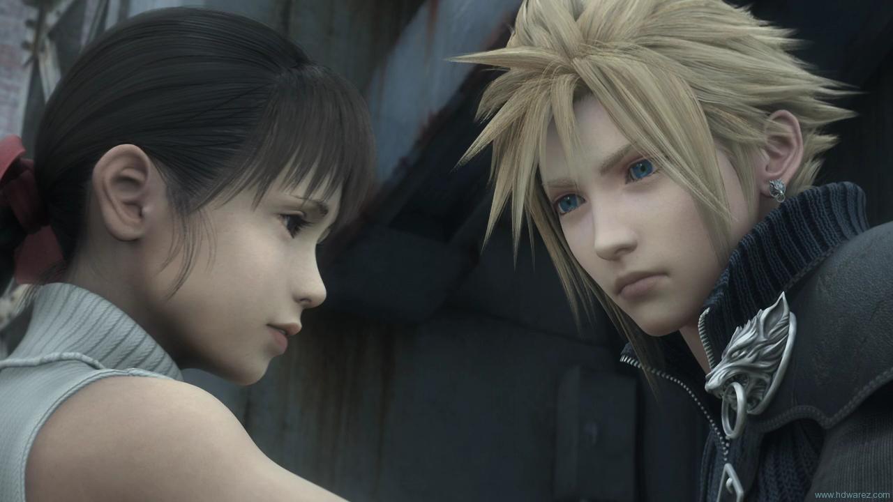 Final Fantasy 7 Advent Child