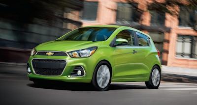 Downloadable 2016 Chevrolet Spark Brochure