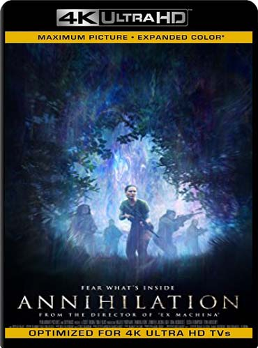 Annihilation (2018) 4K UHD [HDR] Latino [GoogleDrive] SilvestreHD