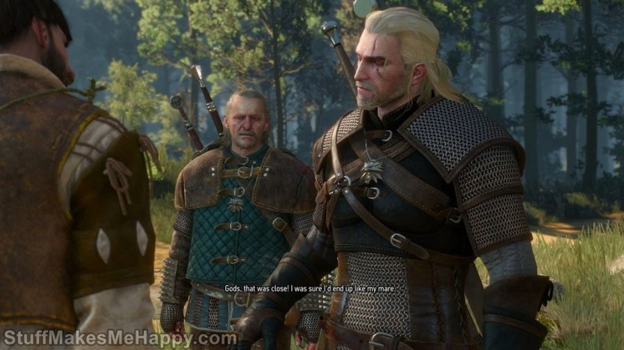 4. The Witcher (2007) and The Witcher 3 Wild Hunt (2015)