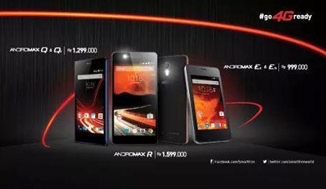 Smartphone dengan teknologi 4G LTE Tanpa Banyak Menguras Dompet?