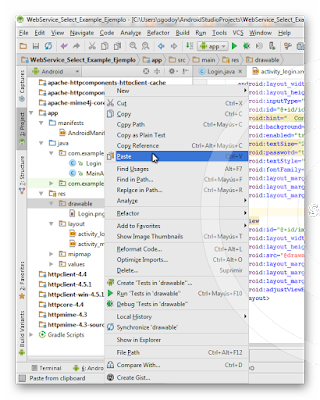 "Android Studio - WebService ""Base de Datos Msqli - Select"" con PHP"