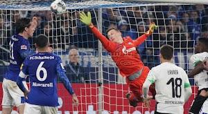 شالكه يتغلب على بوروسيا مونشنغلادباخ بثنائية في الجولة 18 من الدوري الالماني