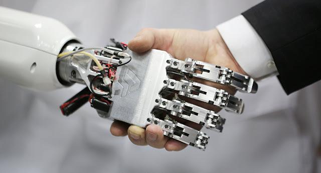 Opera con un Robot