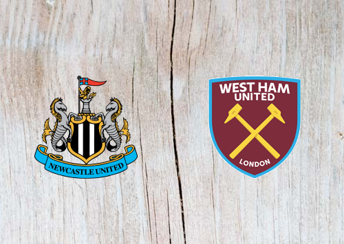 Newcastle United vs West Ham - Highlights 01 December 2018