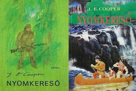 Cooper Nyomkereső könyv bemutatás, jellemzés