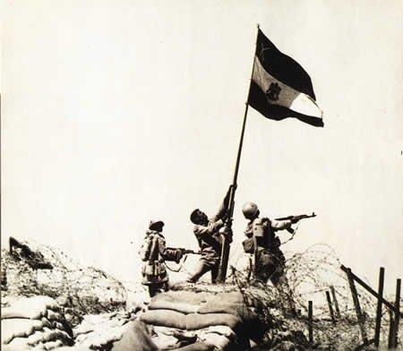 موضوع تعبير عن حرب 6 اكتوبر 1973 بالعناصر مكتوب