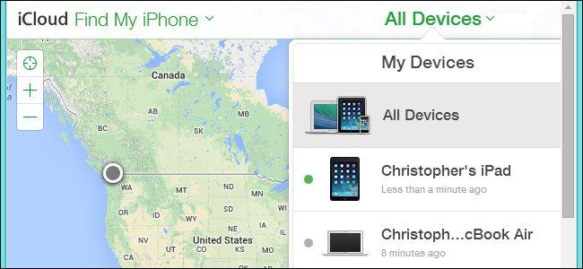 app per trovare l'iPhone