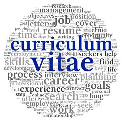 Tips Cara Membuat Curriculum Vitae Yang Baik Pelajaran Paling
