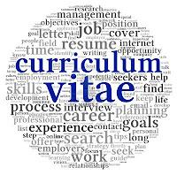 Hasil gambar untuk tulisan curriculum vitae