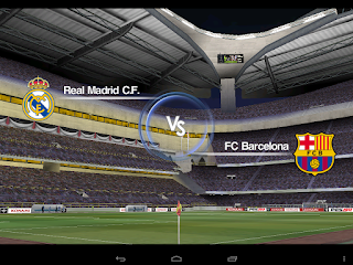 Download PES 2015 Apk+Data For Android