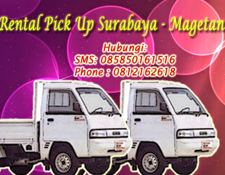 Sewa-Rental Pick Up Zebra Surabaya-Magetan