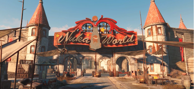 Ya disponible Nuka-World, el DLC de Fallout 4