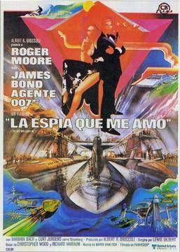 descargar 007 La Espia que me Amo en Español Latino