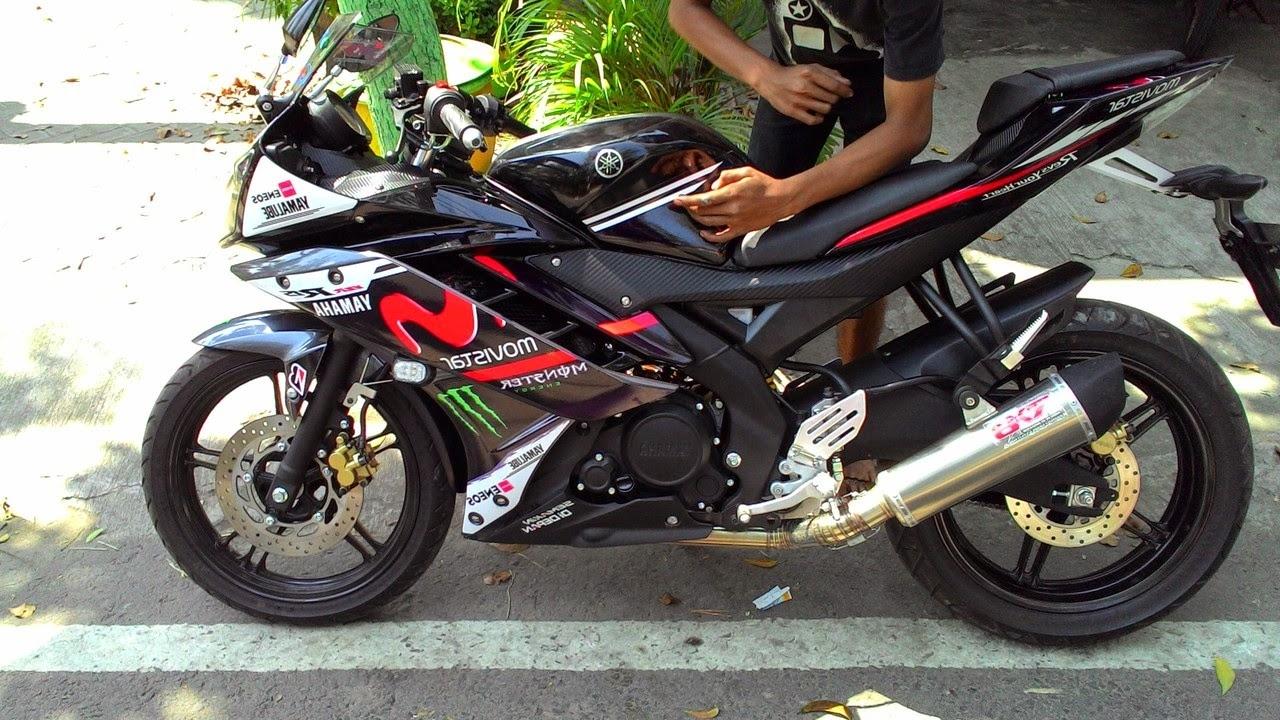 91 Foto Modifikasi Motor Yamaha R15 TeaModifikasi