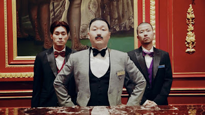 Psy Has Come Back with Two New Music Video !