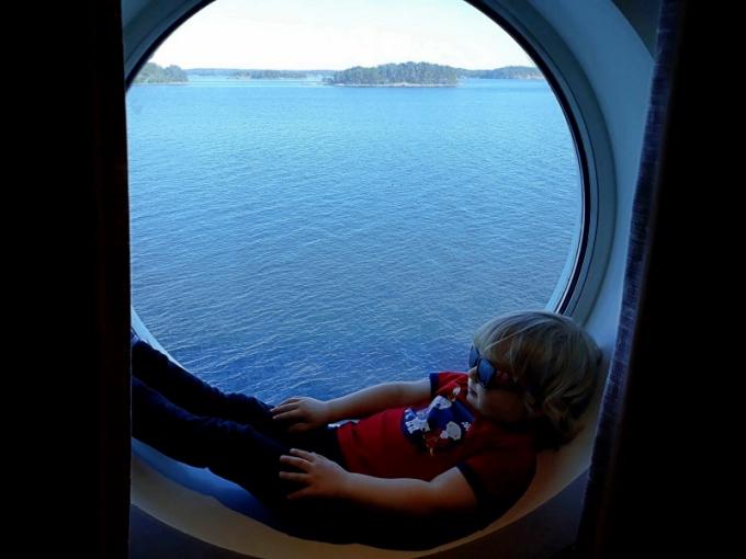 Lasten kanssa Tukholman risteilyllä Turusta - uusittu Baltic Princess