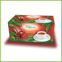 poza cutie la ceaiul Biyovis ceaiul care te detoxifica si elimina toxinele in mod sanatos