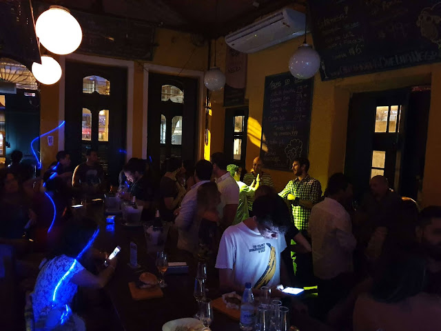 Blog Apaixonados por Viagens - Champanheria Ovelha Negra - Botafogo - Rio de Janeiro