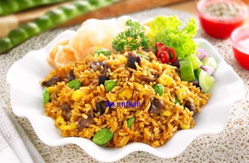 Resep Cara Membuat Nasi Goreng Kampung Jawa Spesial Enak Dan Sederhana