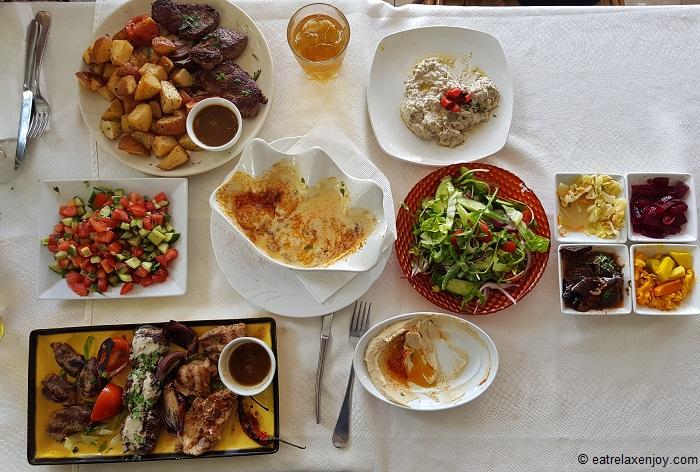 Abrage – Mediterranean Bistro in Jaffa