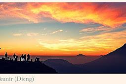 Bukit Sikunir (Dieng, Wonosobo) Negeri Atas Awan