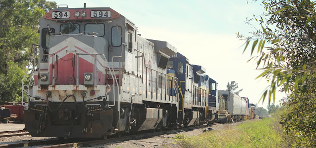 Locomotoras del Seminole Gulf Railway