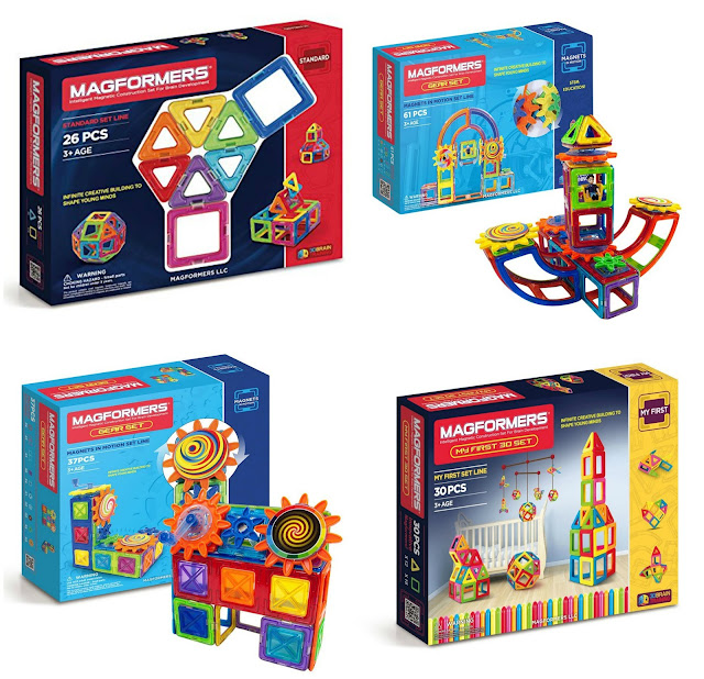 Amazon: Up to 50% Off Magformers Sets!