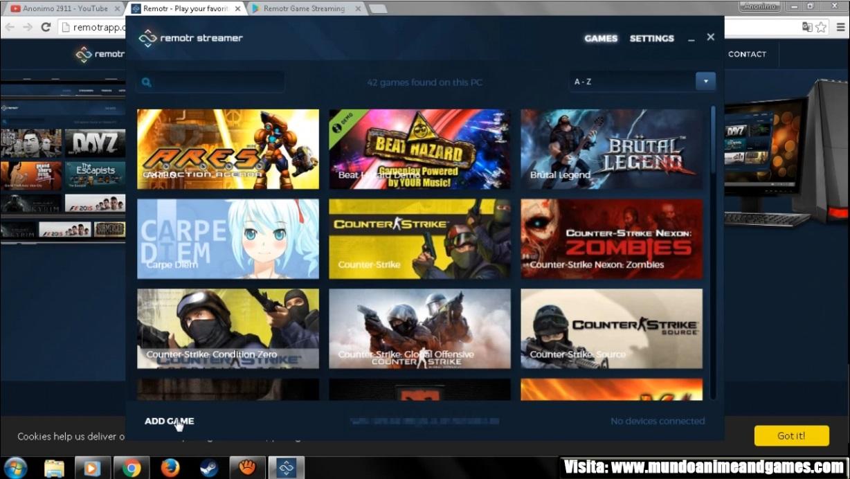 Como jugar juegos de PC en Android | Como jugar los juegos